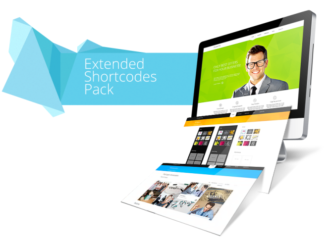 Extended-shortcodes-pack