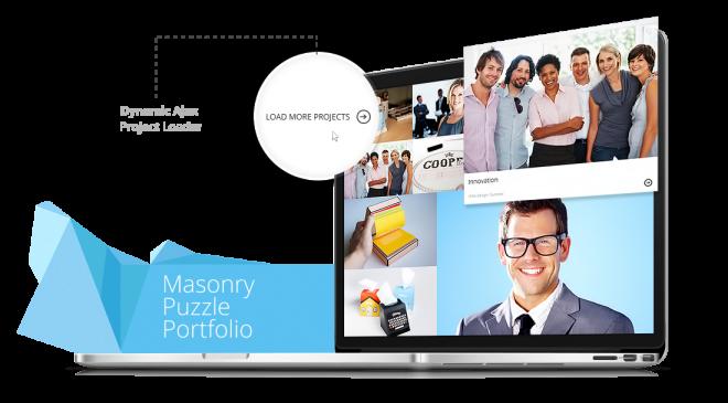 Masonry-Puzzle-Portfolio